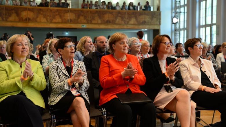 Geschichte der Frauen Union