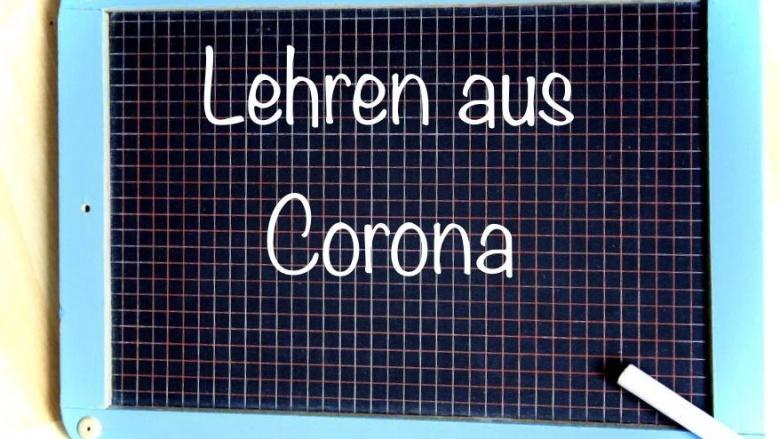 Lehren aus Corona