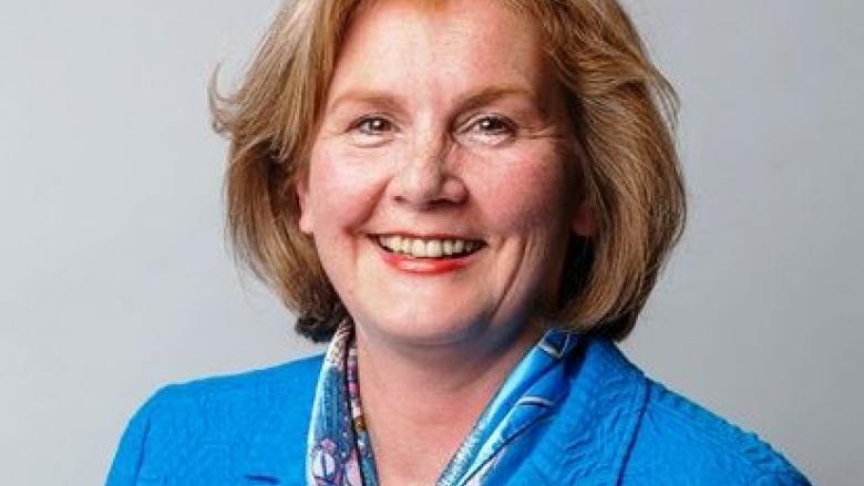 Petra Averbeck, Schatzmeisterin der Frauen Union der CDU
