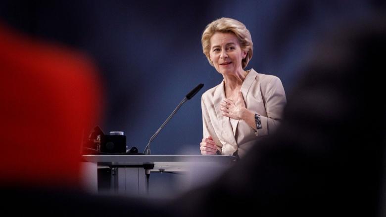 Bestätigung neue EU-Kommission