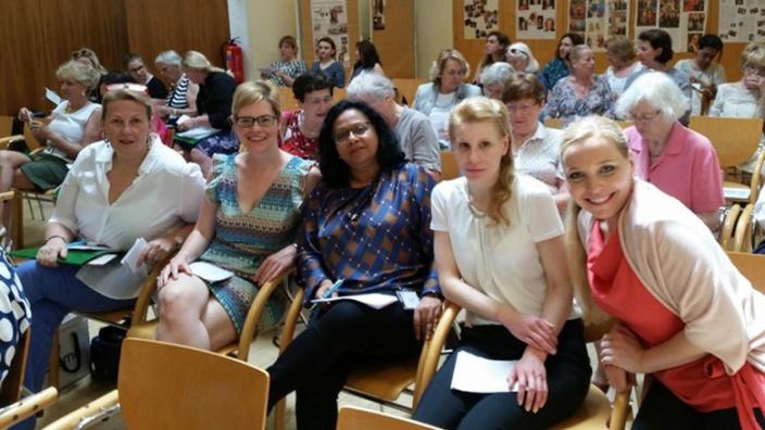 Frauen Union gut vertreten bei EFU-Ratsversammlung