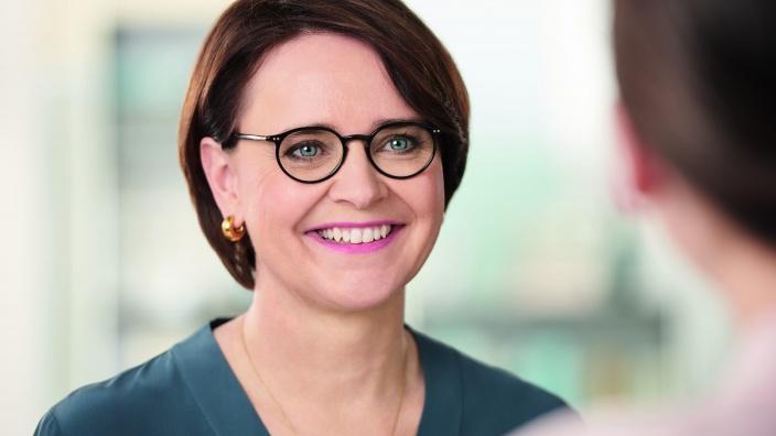 Annette Widmann-Mauz zu Anpassungen beim Elterngeld