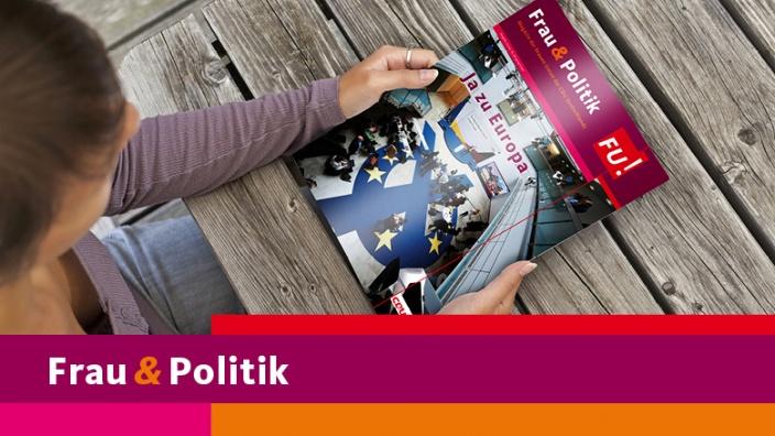 Frau und Politik