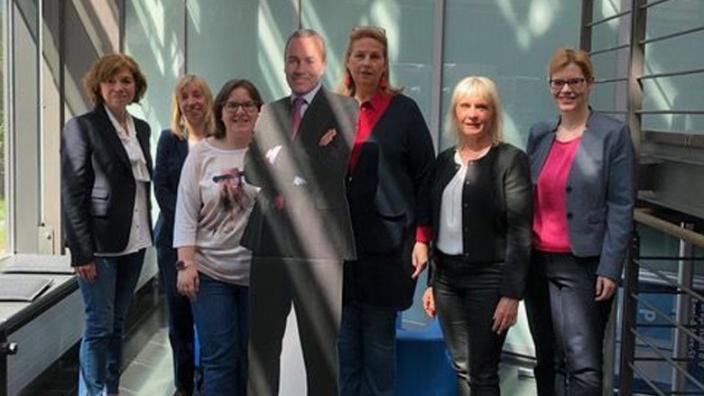 Treffen des Vorstands der Deutschen Sektion der EFU