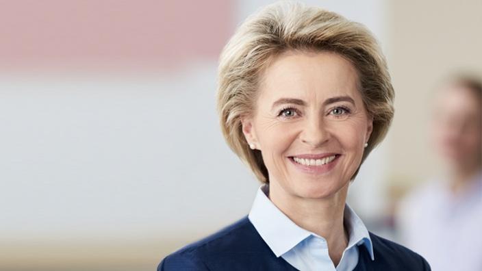 Ursula von der Leyen, Foto: CDU/Jan Kopetzky