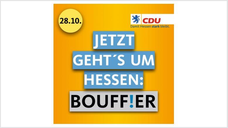 Wahlaufruf der Frauen Union der CDU